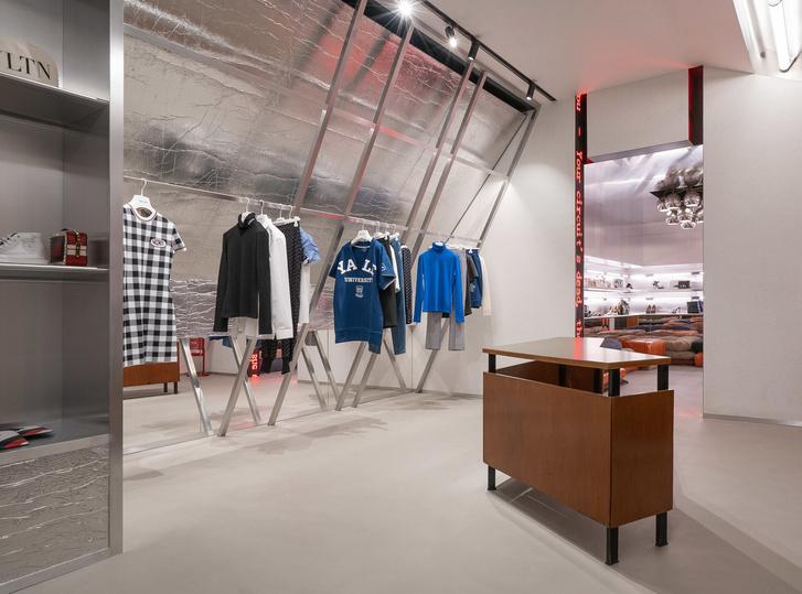 Модный бутик One-Off в Милане по дизайну Dimore Studio (фото 9)