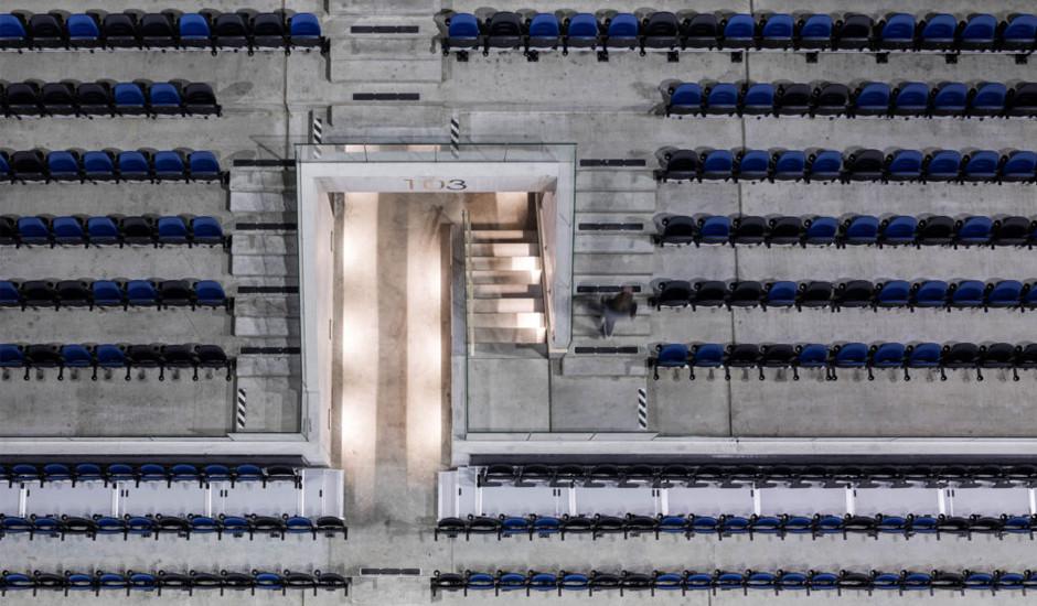 Арена в Копенгагене | галерея [1] фото [1]