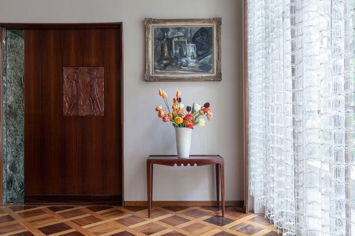 Дом-легенда: вилла Освальдо Борсани в Италии (фото 8)