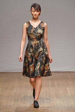 Показы мод Clements Ribeiro Осень-зима 2013-2014 | Подиум на ELLE - Подиум - фото 786