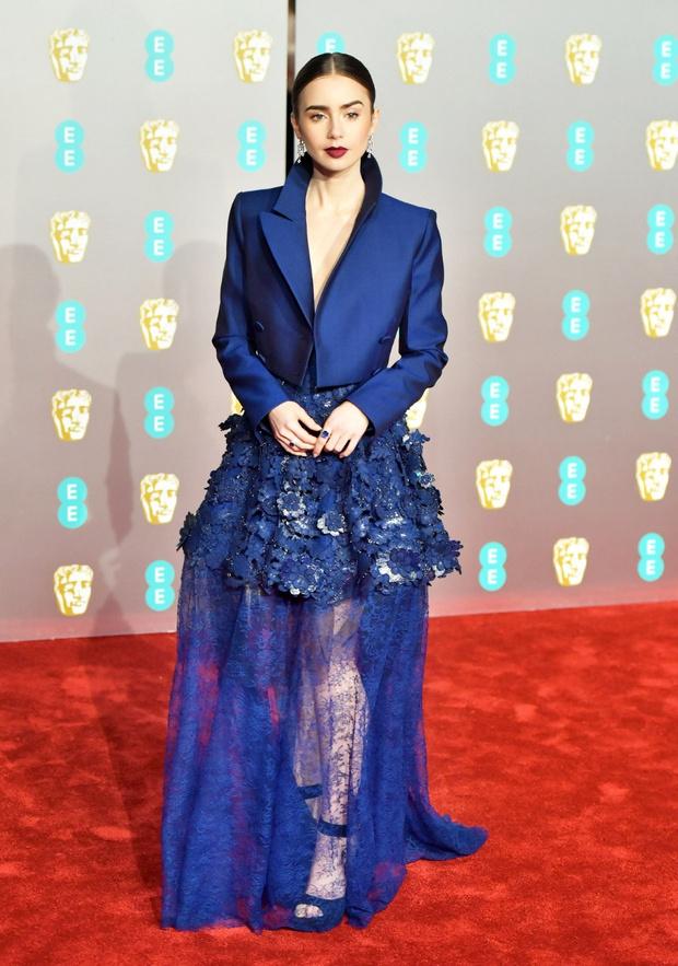 Британский стиль: лучшие платья на BAFTA-2019 (фото 0)