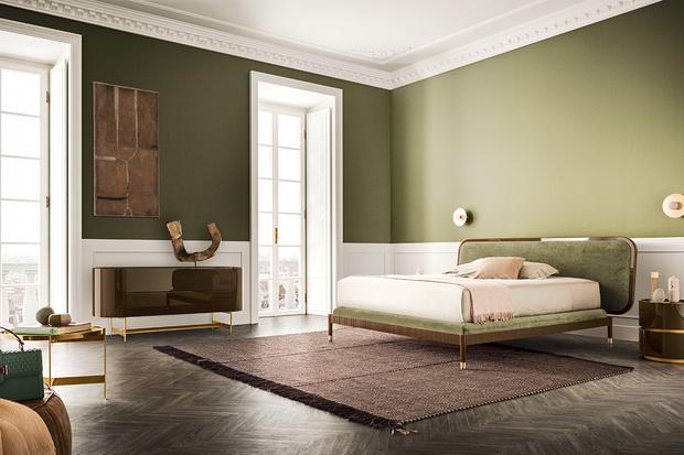 Сон в летнюю ночь! Топ-25 кроватей Миланского мебельного салона (фото 12)