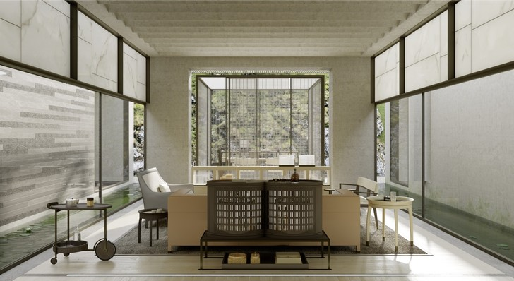 Восточная мудрость: мебель Dimensione Chi Wing Lo by Maroni (фото 0)
