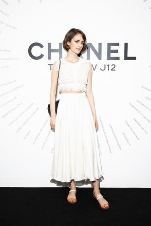 Ольга Карпуть, Равшана Куркова и другие гости вечеринки Chanel (фото 4.2)