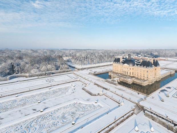 50 лет со дня открытия дворца Во-ле-Виконт (фото 6)
