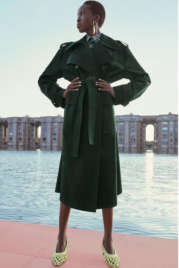 Какая древняя богиня послужила вдохновением для новой коллекции Givenchy? (фото 8)
