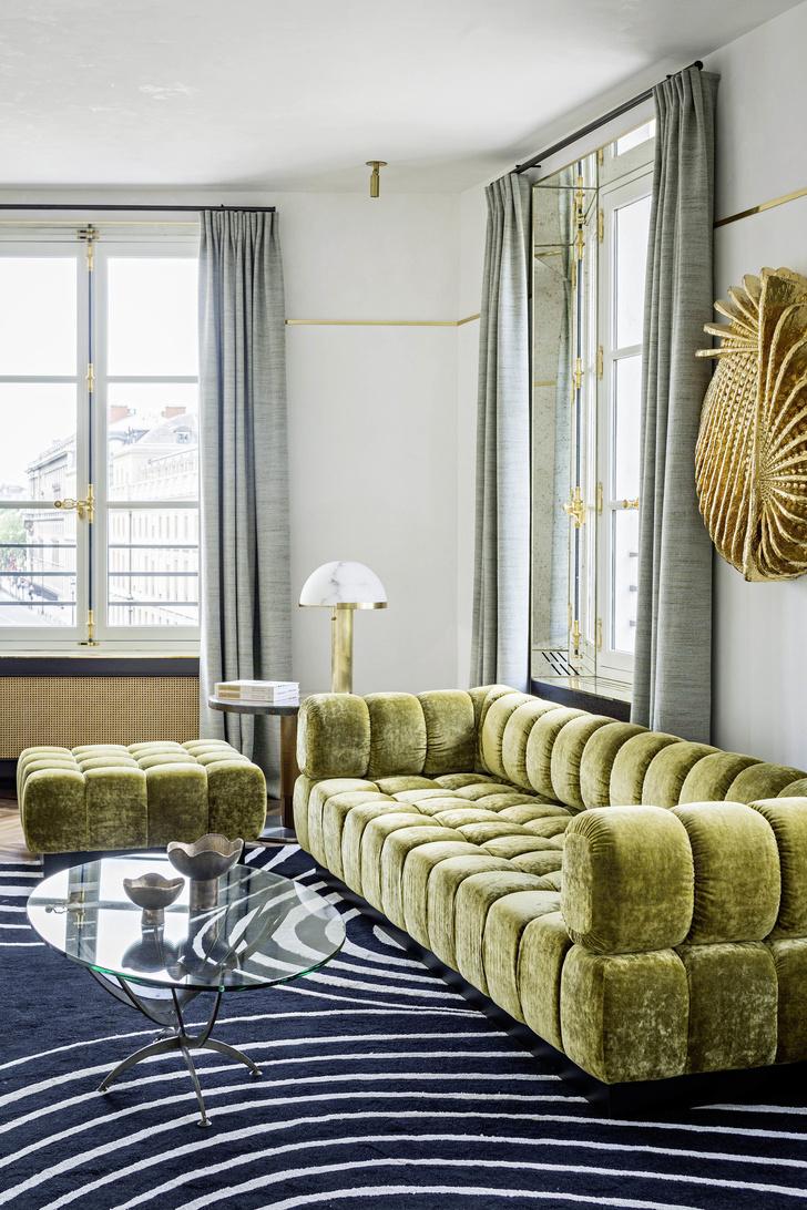 Интерьер с обложки: квартира в Париже по проекту Studio KO (фото 0)