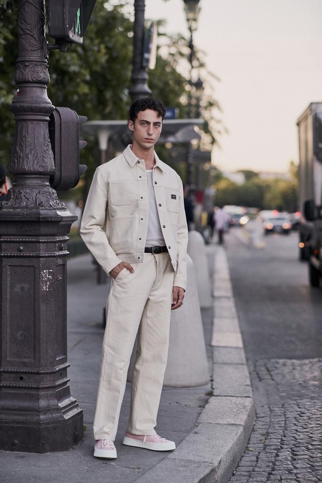 Лучшие стритстайл-образы на мужской Неделе моды в Париже (фото 2)