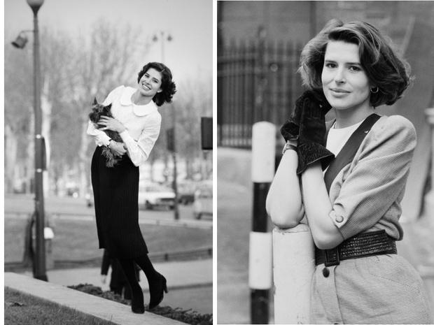Эксклюзив ELLE: Фанни Ардан о лучшей эпохе, феминизме и отношении к красоте (фото 2)