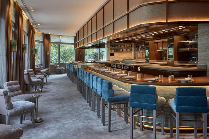 Pavyllon: новый ресторан по проекту Шахана Минассяна (фото 0)