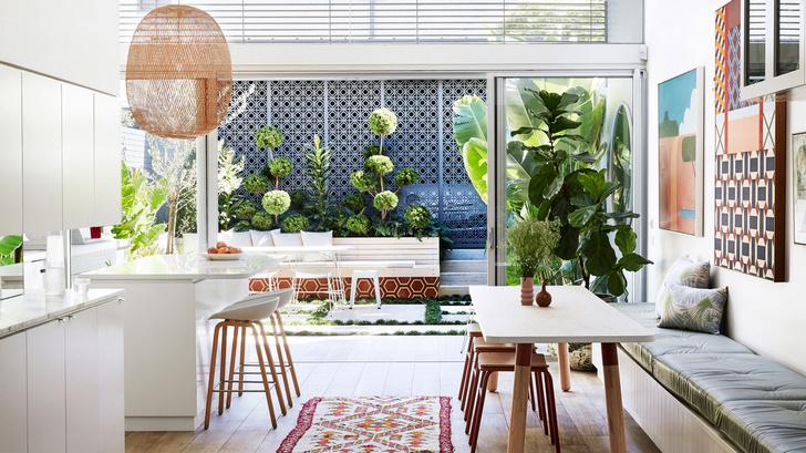 Красочный дом в пригороде Сиднея (фото 8)