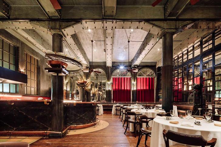 Ресторан Eneko на месте бывшего склада в Лиссабоне (фото 3)