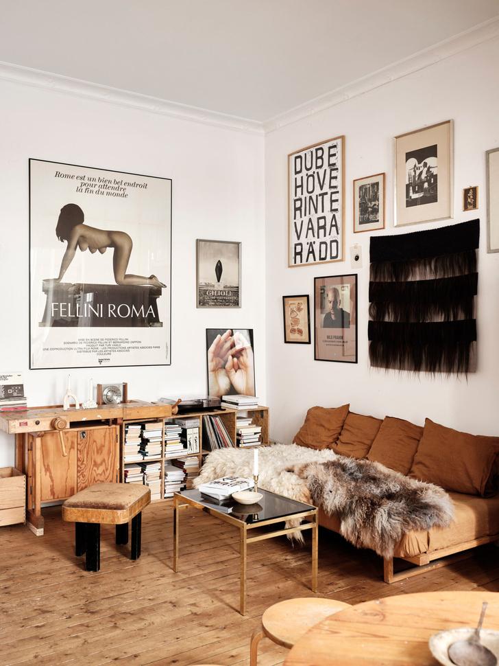 Квартира 53 м² в пастельных тонах в Мальмё (фото 6)
