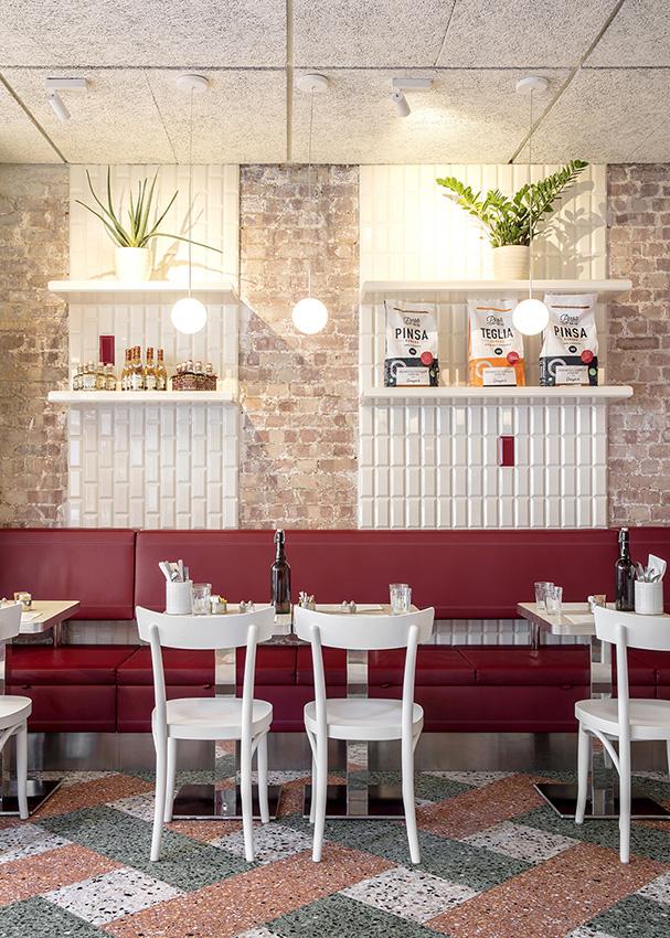 Итальянский ресторан Latteria в Лондоне (фото 0)