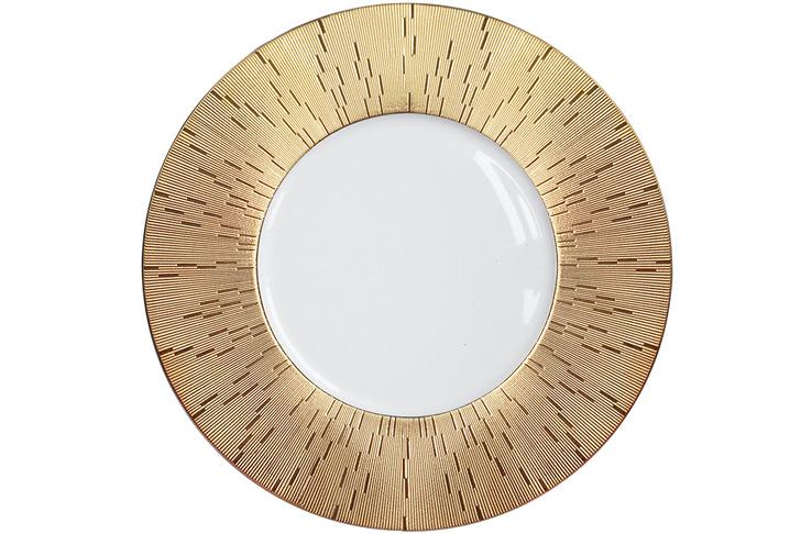 Тарелка из коллекции Infini