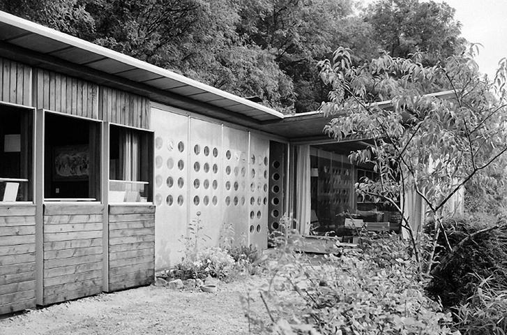 Жан Пруве: движимая недвижимость (фото 28)