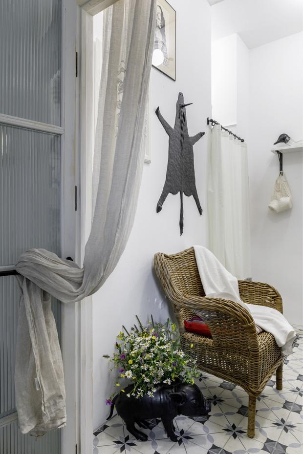 Квартира художницы Натальи Пивко в Санкт-Петербурге (фото 9)