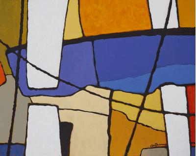 Выставка «Движение пространств» в галерее VS unio (галерея 3, фото 0)