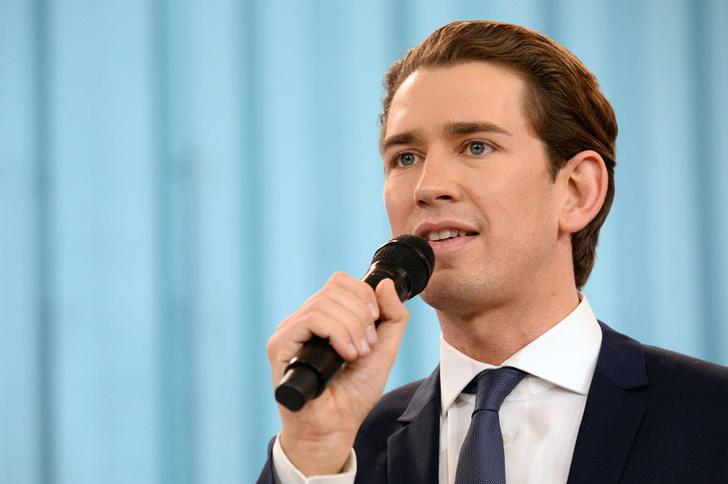Самый молодой канцлер в истории Австрии и другие политики-красавцы, которые стоят внимания фото [7]