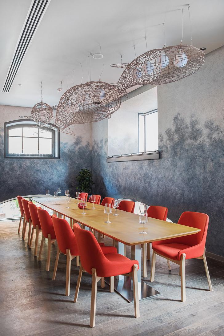 Проект бюро АrchPoint: ресторан «Комбинат» в Москве (фото 17)