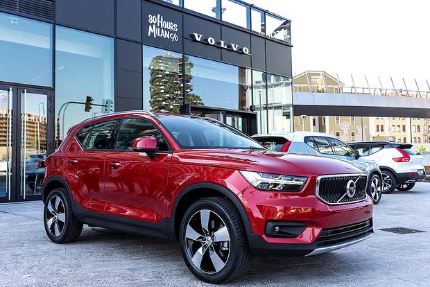 Автомобиль как айфон: новая концепция пользования машиной от Volvo фото [15]