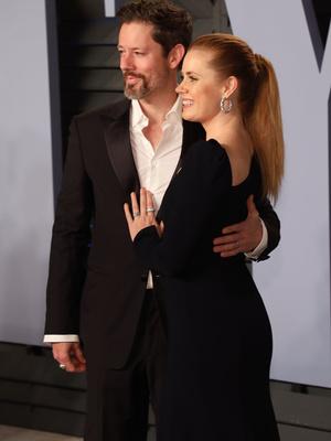 Это любовь: знаменитые пары на афтепати премии «Оскар» (фото 28)