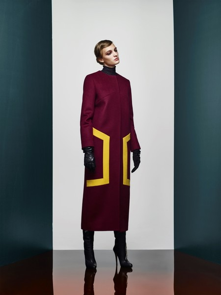 Хозяйка Медной горы: новая pre-fall коллекция A LA RUSSE Anastasia Romantsova   галерея [2] фото [28]