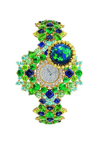 Самые роскошные ювелирные коллекции этого года | галерея [3] фото [3]
