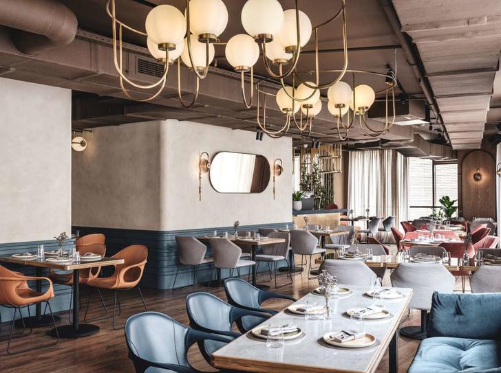 Ресторан The Y для миллениалов на Малой Пироговской (фото 10)