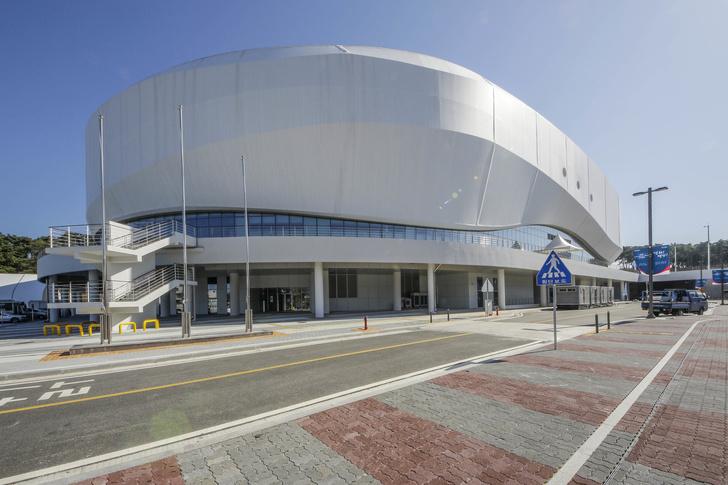 Пхёнчхан: олимпийская архитектура (фото 17)