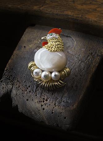 украшения ювелирного Дома Cartier для «Принцессы Монако»