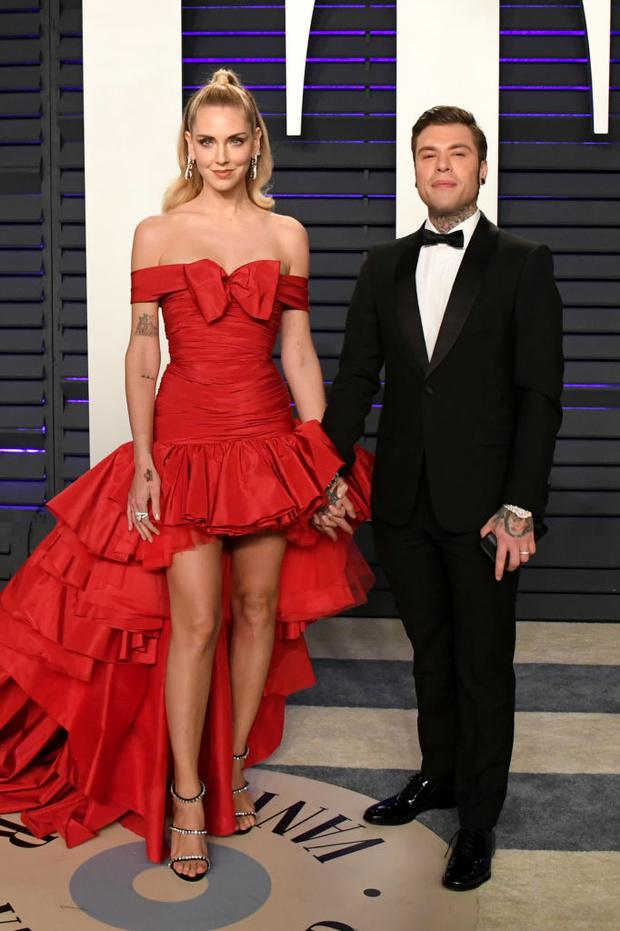 Какое платье выбрала Кьяра Ферраньи для дебюта на «Оскаре — 2019»? (фото 2)