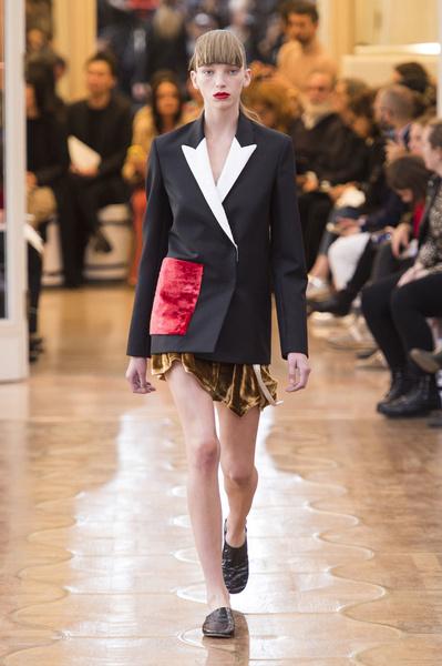 Неделя моды в Париже: день пятый | галерея [3] фото [2]