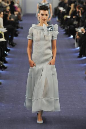 Показ  коллекции сезона Весна-лето 2012 года haute couture - www.elle.ru - Подиум - фото 331332