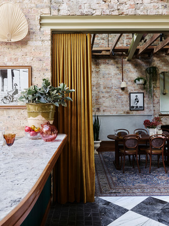 Tilly May's: бар по дизайну Alexander & Co в Сиднее (фото 6.2)