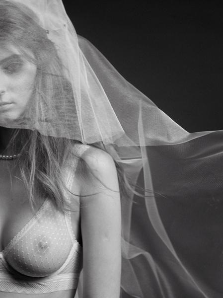 Не платьем единым: 8 лучших коллекций свадебного белья | галерея [7] фото [4]