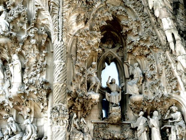 Собор Sagrada Família: 10 фактов о самом одиозном долгострое мира (фото 19)
