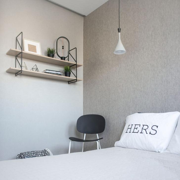 Минималистичная квартира 48 м² в Софии (фото 8)