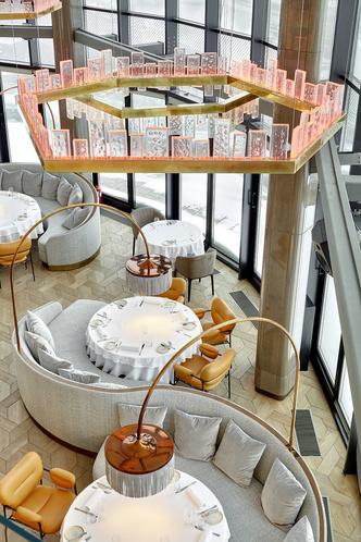 Новый ресторан «Сахалин» по дизайну Ирины Глик (фото 3.1)