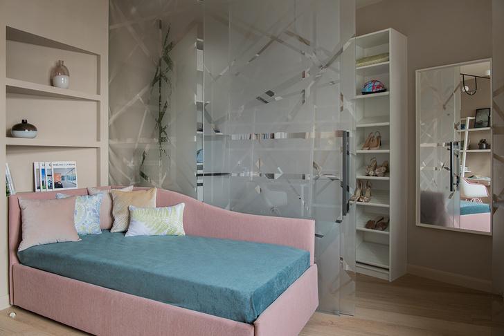 Уютный минимализм: московская квартира 150 м² (фото 23)