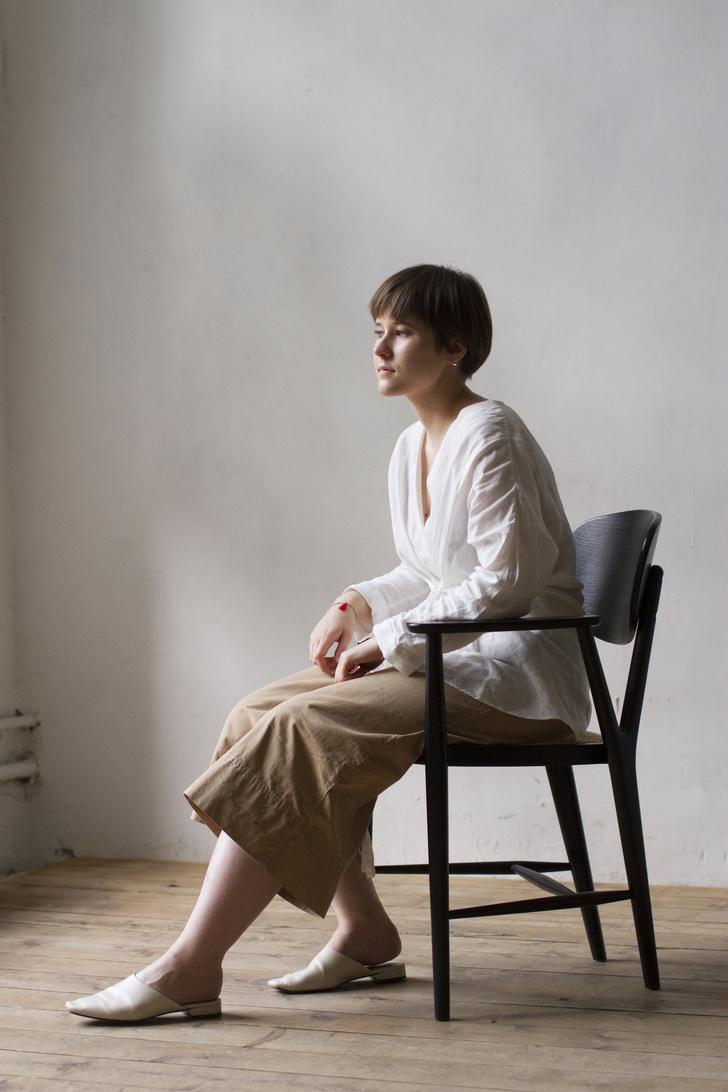 Новые имена: дизайнер Анастасия Кемлер (фото 0)