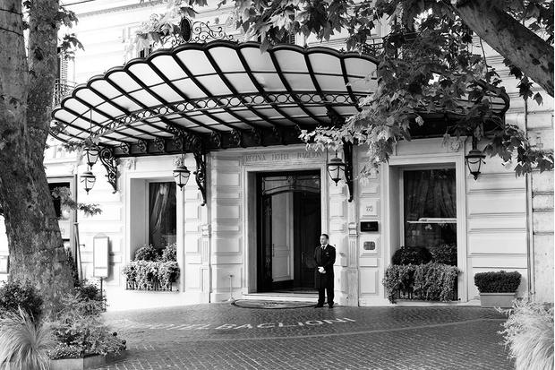 Одна королевская ночь в Baglioni Hotel Regina в Риме. Как это было? (фото 3)