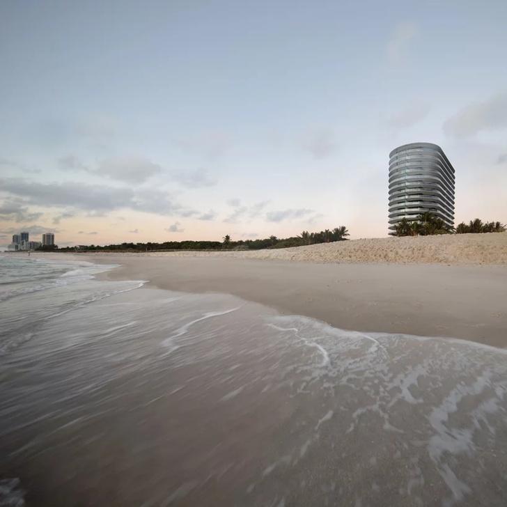 Резиденция в Майами по проекту Ренцо Пиано (фото 7)
