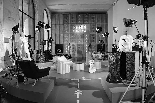 Fendi Studios: как итальянский модный Дом сыграл в кино (фото 15)