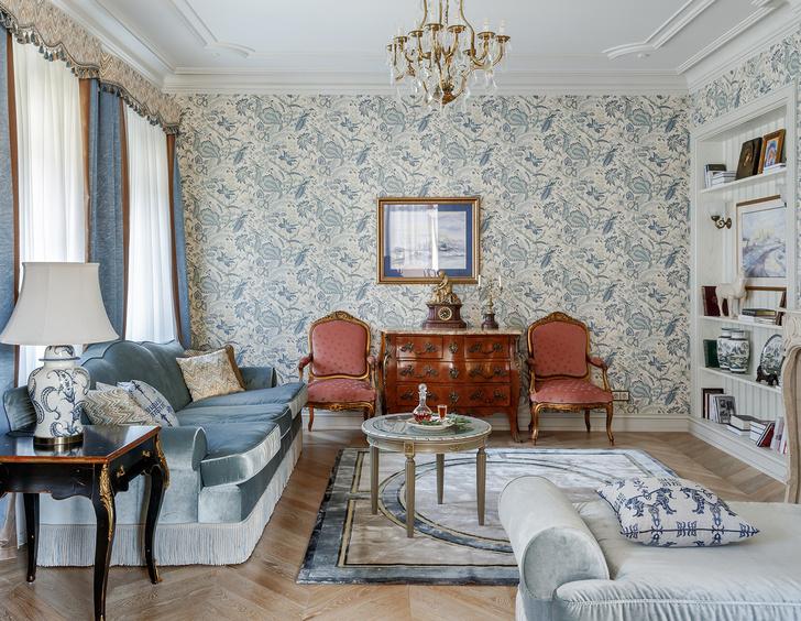 Вместе веселее: коттедж для двух семей в Подмосковье (фото 1)