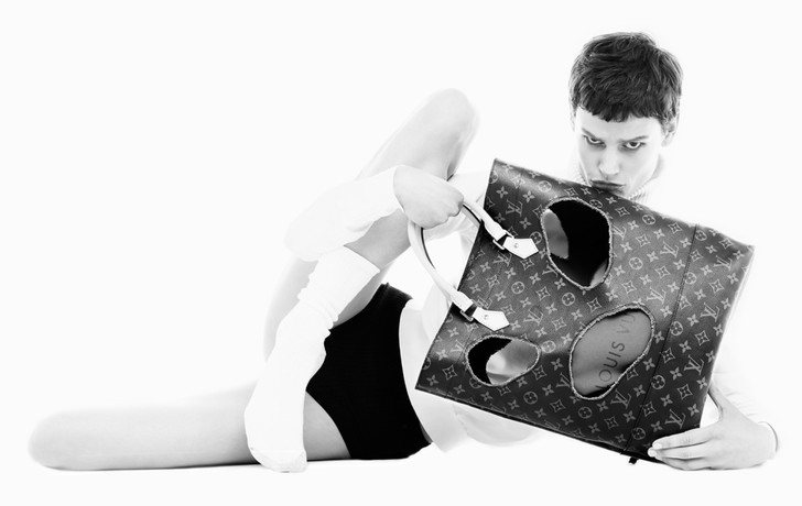 Рей Кавакубо для Louis Vuitton