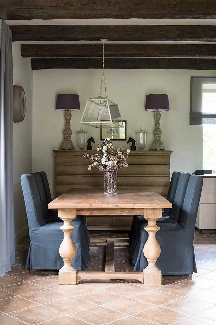 Как сделать дом в бельгийском стиле и сэкономить бюджет? фото [7]