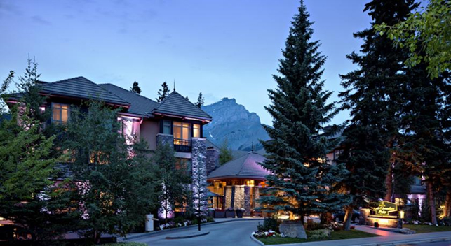 Delta Banff Royal Canadian Lodge, Banff, Канада