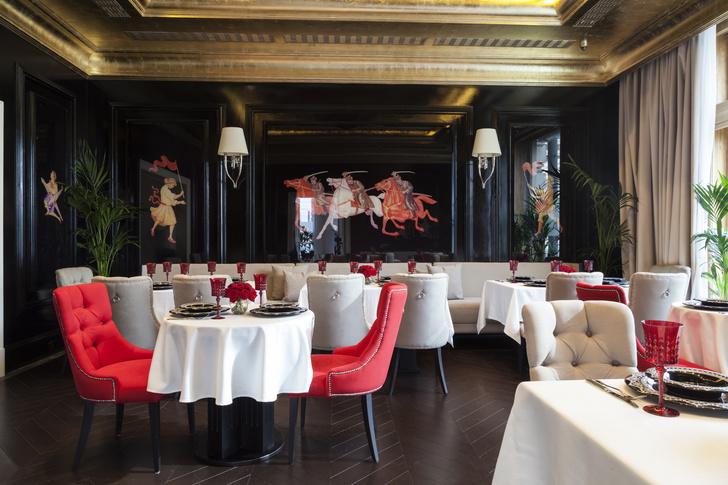 Топ 5: Дизайнерские кафе Москвы