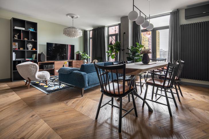 Квартира дизайнера Майи Баклан в Киеве (фото 3)